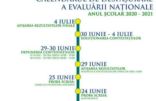 Calendar EN VIII 2021